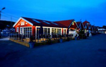 Restaurant - Helgeroa marina